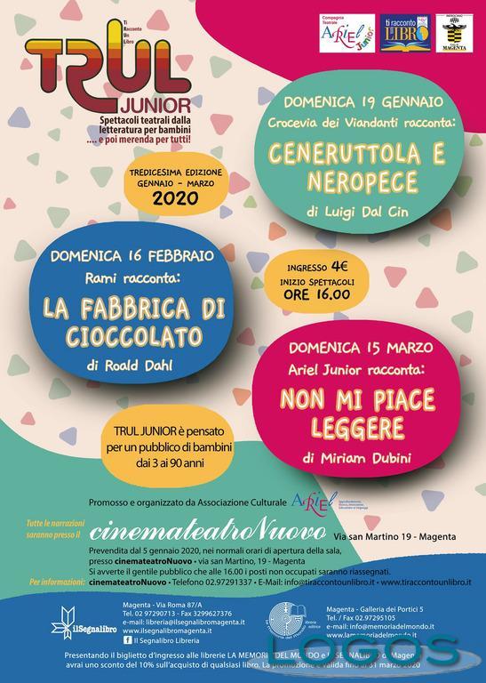 Eventi - 'TiRaccontounLibro Junior'