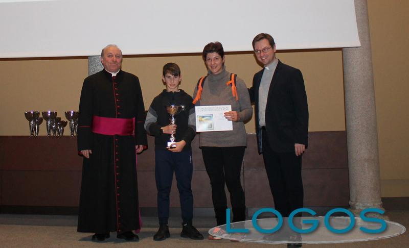 Inveruno - Premio alla famiglia Scarpati per il presepe