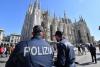 Attualità - Polizia in piazza Duomo (Foto internet)