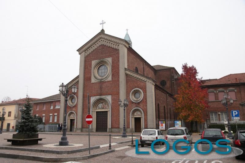 Casorezzo - La chiesa parrocchiale del paese (foto internet)