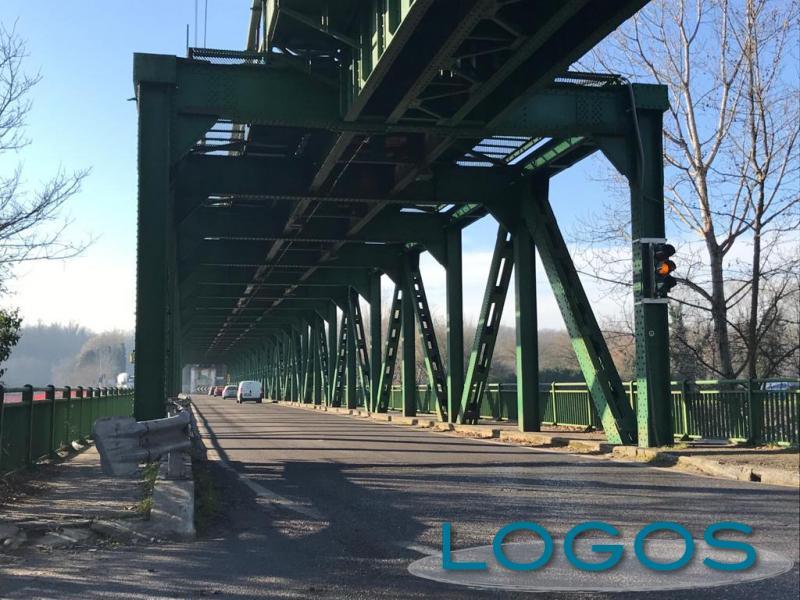 Turbigo / Galliate - Il ponte sul fiume Ticino