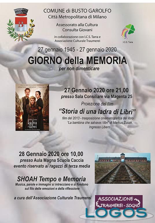 Eventi - 'Giorno della Memoria' a Busto Garolfo