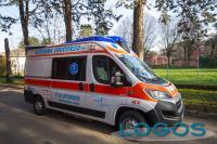 Cuggiono - La nuova ambulanza.6