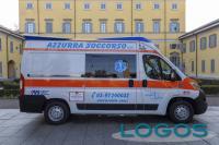 Cuggiono - La nuova ambulanza dell'Azzurra Soccorso