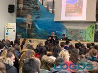 Castano Primo - I Carabinieri incontrano gli studenti del 'Torno'