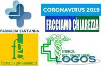 Salute - Coronavirus: farmacie in prima linea