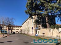 Cuggiono - Il vecchio Municipio in piazza della Vittoria