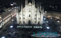 Milano - Oratorio 2020 fuori dal Duomo