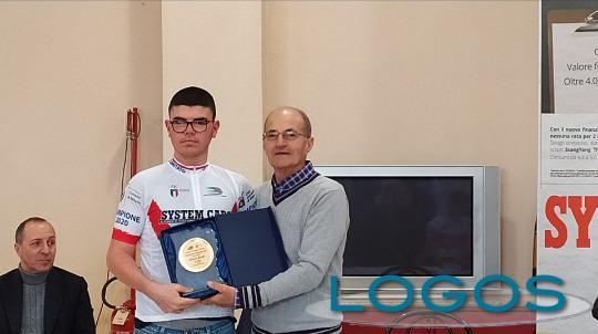Cuggiono - Alessio Banfi, campione provinciale ciclocross