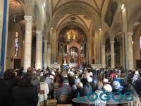 Turbigo - Una Santa Messa in chiesa parrocchiale