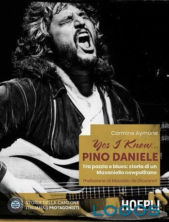 Musica - Il libro su Pino Daniele (foto internet)