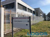 Magenta - Ingresso ospedale Fornaroli