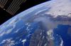 Generica - Nord Italia dallo spazio (foto internet)