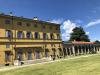 Cuggiono - Villa Annoni, vista dal parco