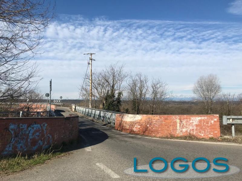 Nosate - Il ponte 'stretto' sul Canale Villoresi