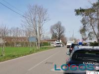 Bernate Ticino - Incidente con investimento alla Cascina Samuele