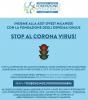 Salute - 'Stop al Coronavirus'