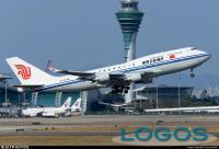 Malpensa - Un volo dalla Cina a Milano (Foto pagina Facebook AeroportiLombardi.it)