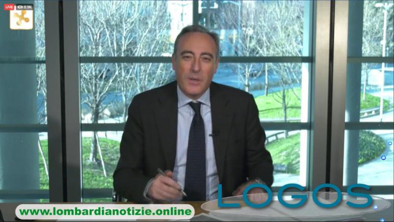 Lombardia - Giulio Gallera (foto internet)