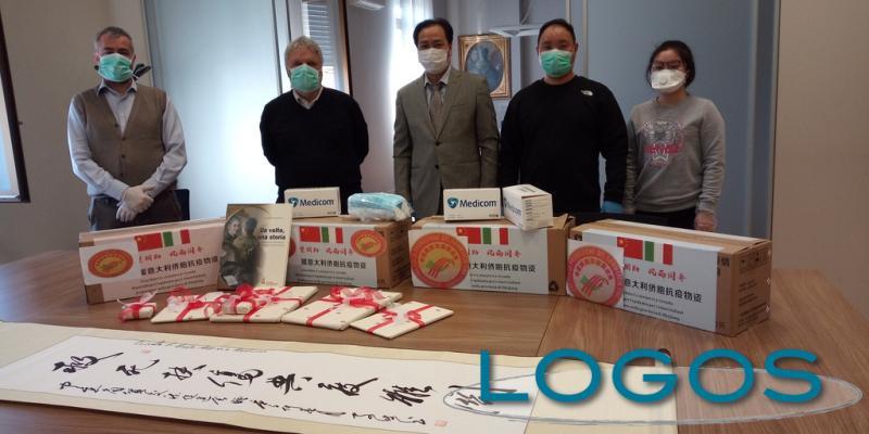 Salute - Duemila mascherine all'ospedale di Busto Arsizio