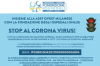 Salute - 'Stop Coronavirus'