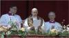 Roma - Papa Francesco impartisce la benedizione Urbi et Orbi