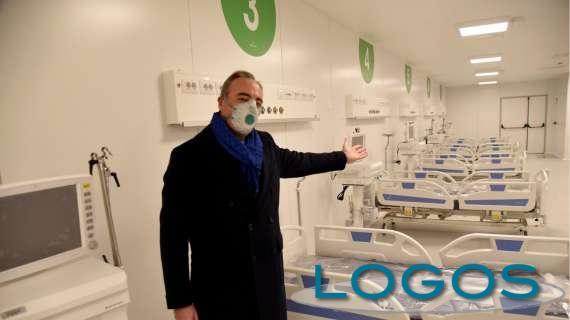 Salute - Nuovo ospedale in Fiera Milano (Foto internet)