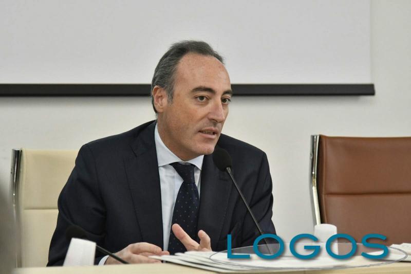 Milano - L'assessore regionale Giulio Gallera (Foto internet)
