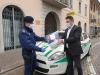 Castano Primo - Mascherine dal Rotary Club Milano