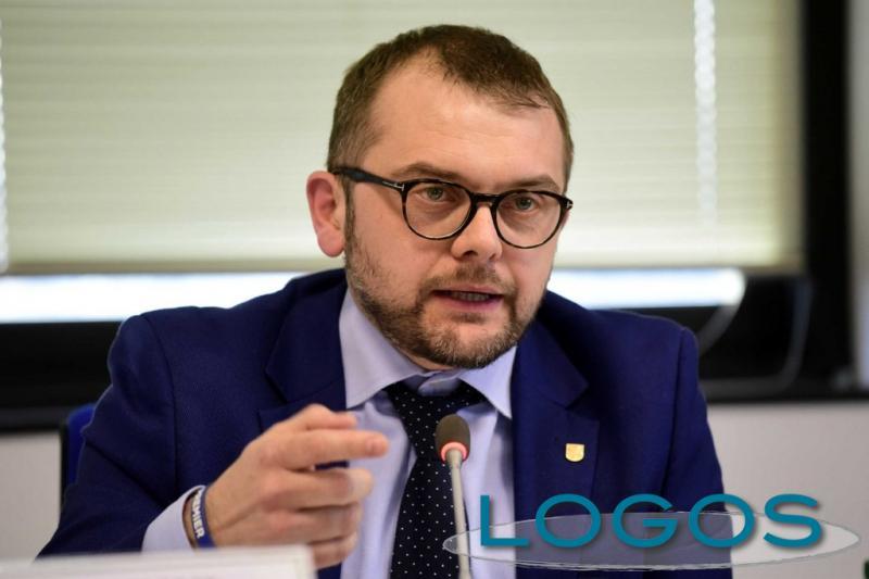 Milano - L'assessore regionale Fabio Rolfi (Foto internet)