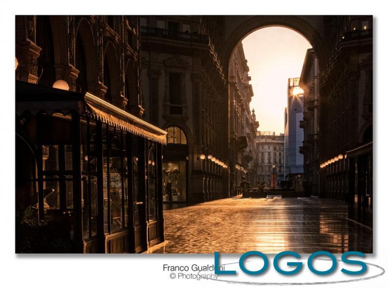 Milano - Una città silenziosa (Foto di Franco Gualdoni)