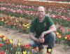 Ambiente - L'ideatore di Tulipani Italini (foto Andrea Cherchi)