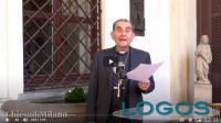 Milano - L'Arcivescovo Mario Delpini fa gli auguri agli studenti