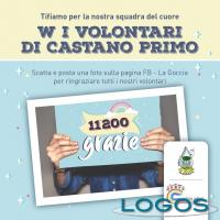 "Castano - ""W i volontari"""