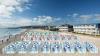 Salute - Spiagge con pareti in plastica (foto internet)