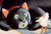 Televisione - 'La gabbianella e il gatto'