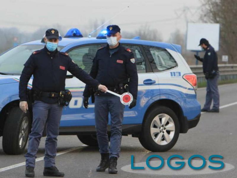 Cronaca - Controlli Covid-19 della Polizia di Stato (foto internet)