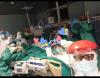 Storie - La bellissima sorpresa fatta da medici e infermieri alla coppia