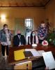 Cuggiono - Matrimonio con mascherine in Villa Annoni