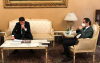 Milano - L'incontro tra Conte e Fontana (Foto internet)