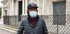 Magenta - Francesco Bigogno con la mascherina