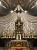 Inveruno - L'altare della Chiesa di San Martino
