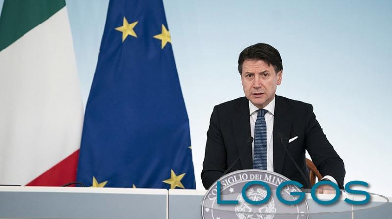 Attualità - Il Premier Giuseppe Conte (Foto internet)