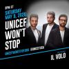 Musica - Il Volo per l'Unicef
