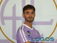 Sport - Andrea Rinaldi con la maglia del Legnano
