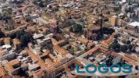 San Giorgio su Legnano - La città dall'alto (Foto d'archivio)