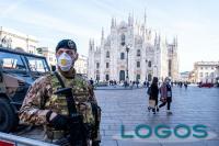 Milano - Controlli militari (Foto internet)