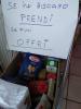 Sociale - Raccolta alimenti