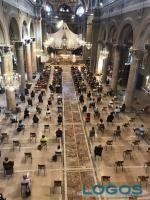 Inveruno - Messe durante il Covid