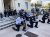 Attualità - Polizziotti in protesta con i cittadini negli USA